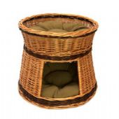 Wicker Cat Baskets/Beds/Houses/Coffins